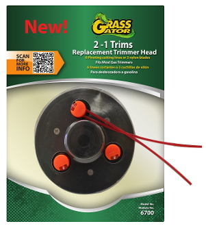 GrassGator 6700 - 1-2 Trims